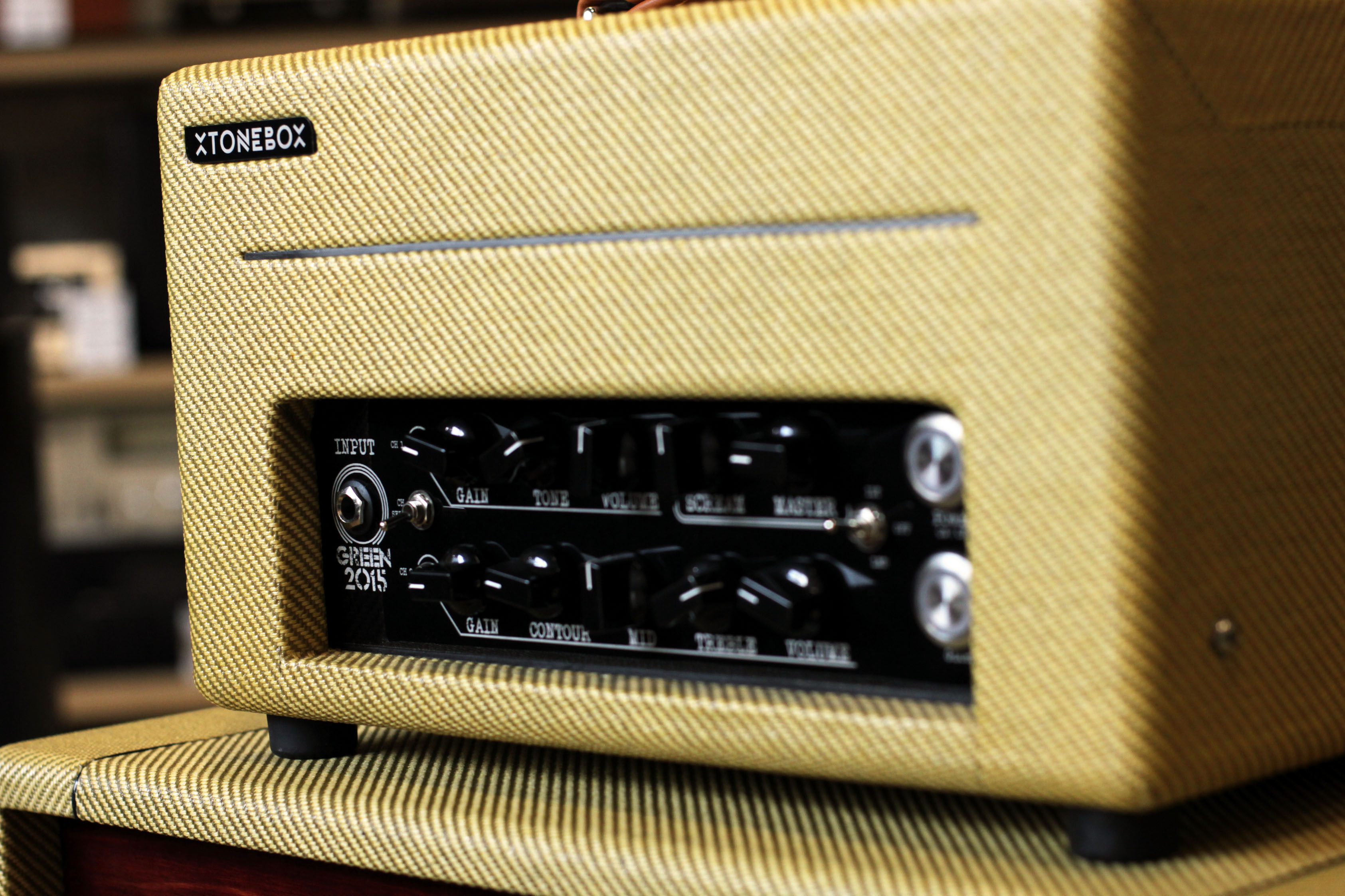 Tube amplifier, valve amp, vintage amp, guitar tube amp