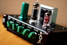guitar tube amp, mini tube amp, valve amp